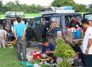 thai-masak dijalan