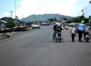 viet-loas border